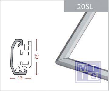 Klapraam / Wissellijst A4-formaat 20mm (per 1st.)