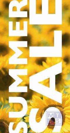 Poster: Summer Sale (per 1st.)