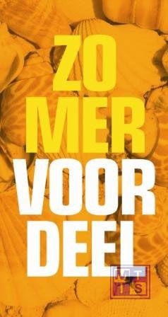 Poster: Zomervoordeel (per 1st.)