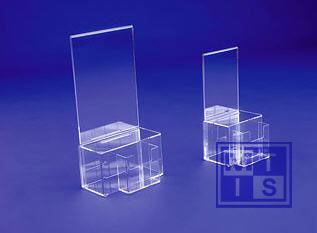 Loterijbox met inschuif A4