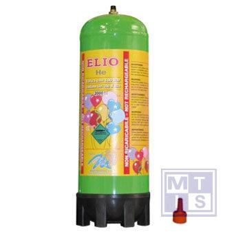 Helium Ballongas fles Elio 2.2