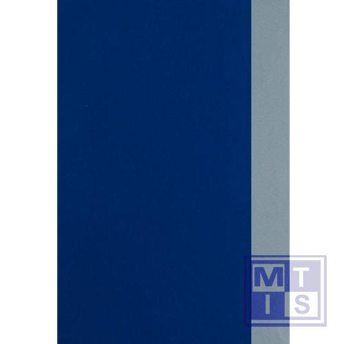 Dessin 2 zijden bedrukt: Blauw / Blauw 642647