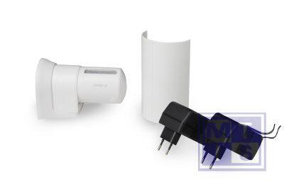 Fotogong - deurbel compleet max 5 meter