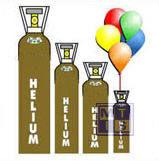 Helium-fles
