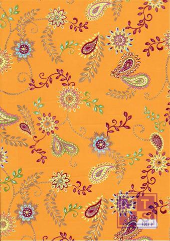 Dessin K601003-4 Isabella Orange