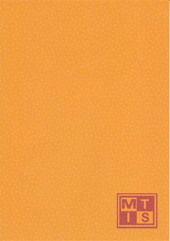 Dessin K64618-18 Dots Orange