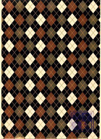 Dessin K80956-1 Jade Black/Copper