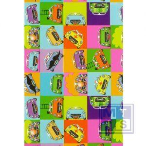 Kinderpapier Auto 60989