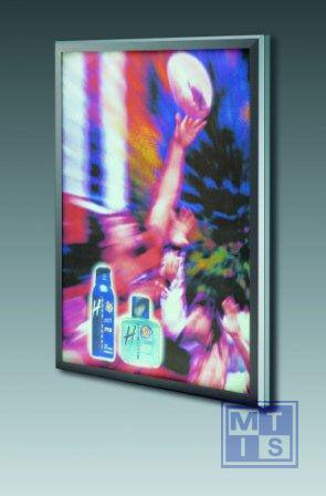 Lichtbak Slimline 50I: A4