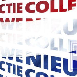 Poster: Nieuwe collectie (per 1st.)