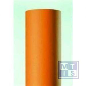 Bloemenzijde oranje 1016 zijdepapier