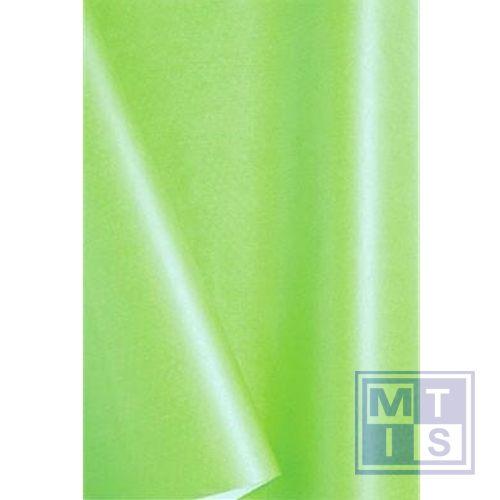 Bloemenzijde groen 120 zijdepapier