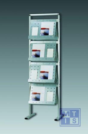 Folderstandaard CLASSIC  8
