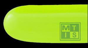 Modelleerballon: 260Q Limoen