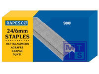 Office staples 24/6mm (5000)