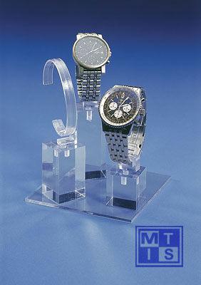 Horlogehouder 3 vaks