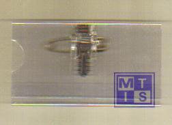 Badge 75x40 mm Krokodil (per 24st.)