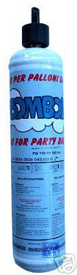 Helium Ballongas fles Bombolo