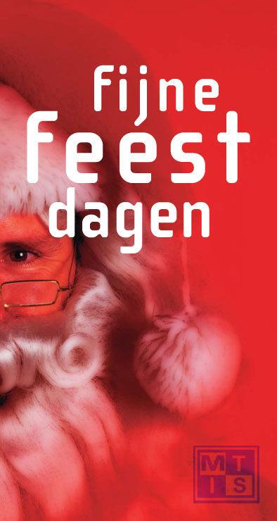 Poster: Fijne Feestdagen (per 1st.)