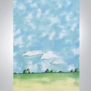Vaandel/Banier: Horizon (2 St leverbaar)