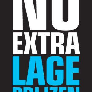 Poster: Nu extra lage prijzen (per 1st.)