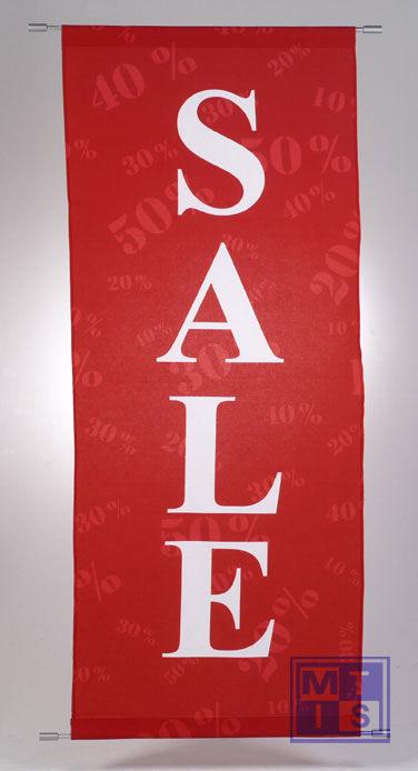 Vaandel/Banier: Discount Red (1 St. leverbaar)