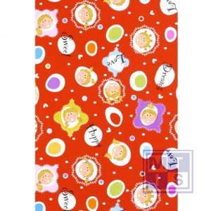 Kinderpapier Sweetie rood 601255