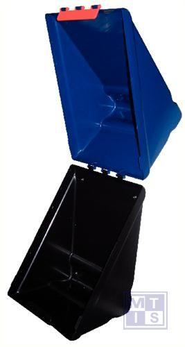 Secubox maxi 12 oogbesch. 23,6x31,5x20cm vakindeling