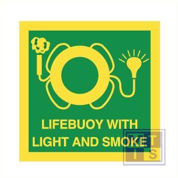 Imo lifeb light/smoke vinyl fotolum 50x50mm