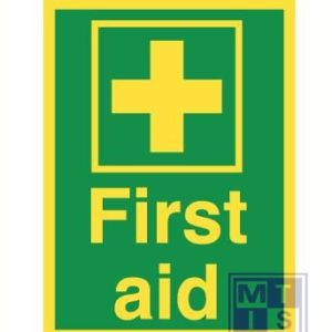 Imo first aid vinyl fotolum 150x200