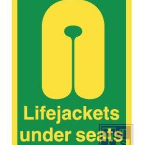 Imo lifejack und seats vinyl fotolum 150x250mm