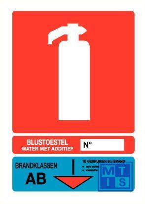Blustoestel klasse ab PP 200x280mm