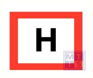 """H"" pp 200x150mm"