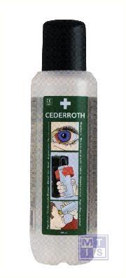 Oogspoelfles cederroth gevuld 500ml