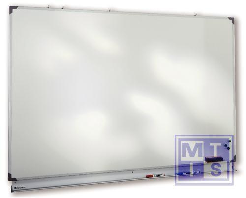 Witte schrijfborden staal 150x120cm