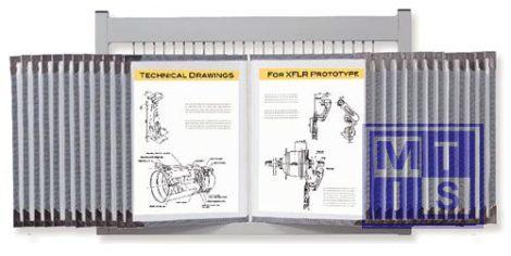 Affichedrager 80X112cm