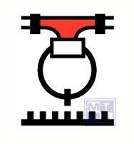 Sproeier instalatie vin 54/vel 15x15mm