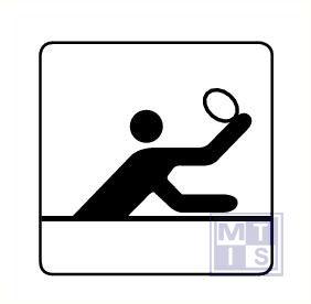 Tennis pp 100x100mm