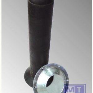 Cones voor paal diam 60mm