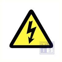 Mini picto Electrische spanning 54x 15x15mm