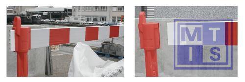 Planken in pvc refl. 2mtr x 150mm x 25mm