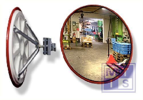 Industriele spiegel Diam 60cm 5kg zichtwijdte 9-15m
