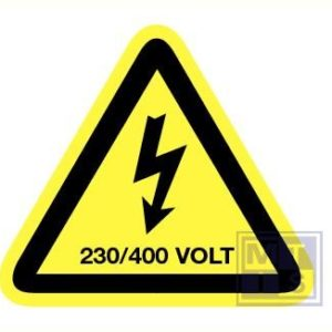 230/400 volt vinyl 200mm