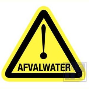 Afvalwater vinyl 90mm