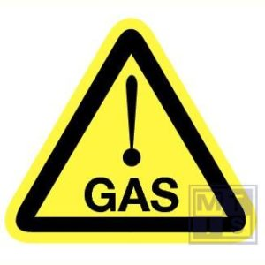Gas vinyl 90mm