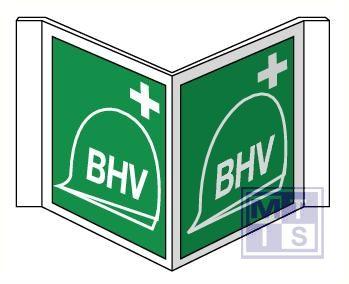 BHV panoramisch pvc 300x150x1mm
