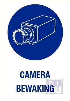 Camerabewaking vinyl 140x200mm