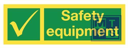 Imo safety equipment vinyl fotolum 300x100