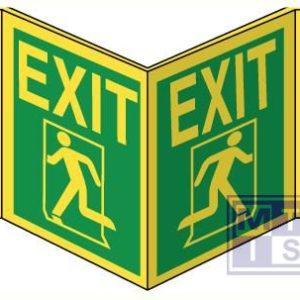 Imo exit vinyl fotolum 400x200mm