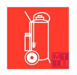 Bluswagen vinyl 300x300mm